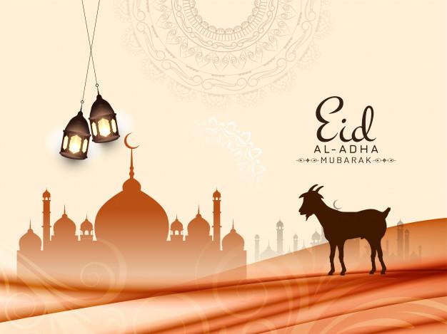 Eid ul Adha Mubarak wishes